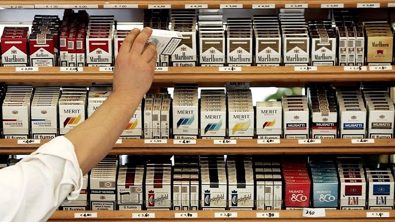 продажа сигарет как бизнес