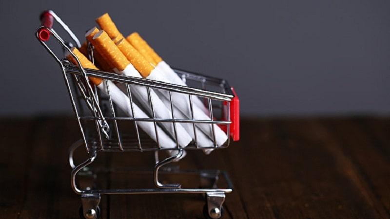 оптовые продажи сигарет