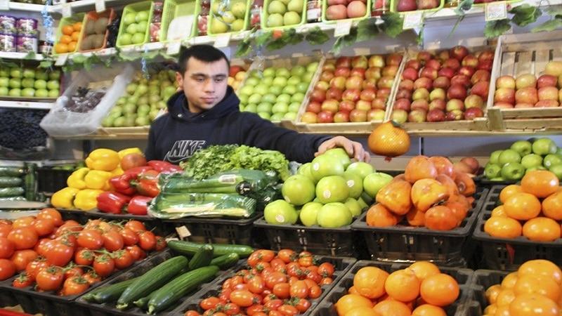 оборудование для овощного магазина