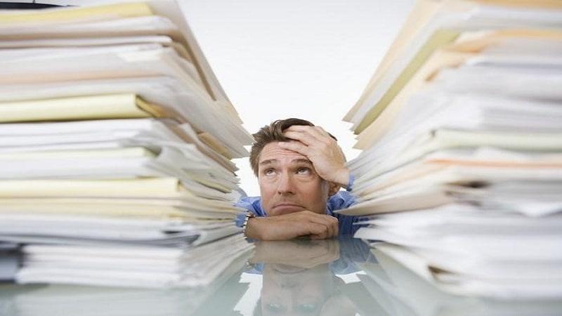 прошнуровать документы