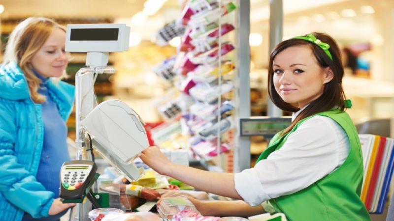 обязанности кассира в магазине