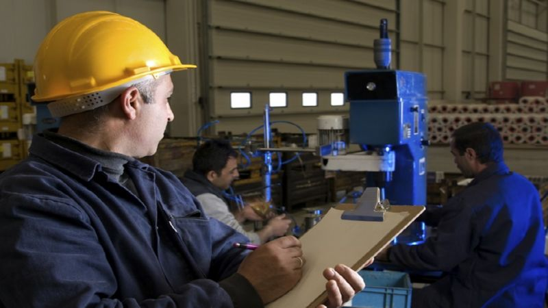 инструктаж по технике безопасности на рабочем месте