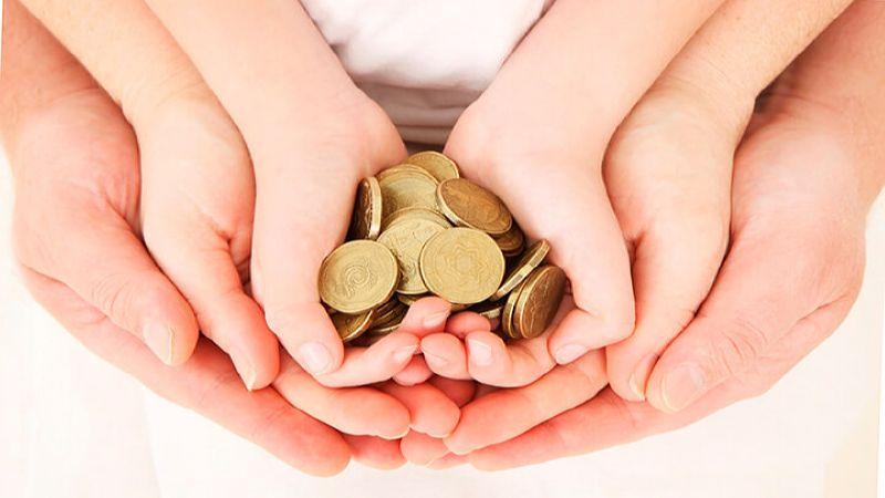 как научиться экономить деньги и копить при маленькой зарплате таблица