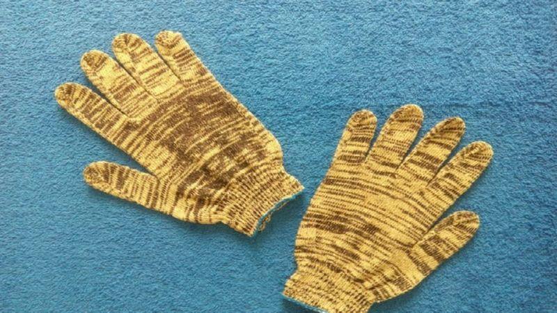 изготовление перчаток