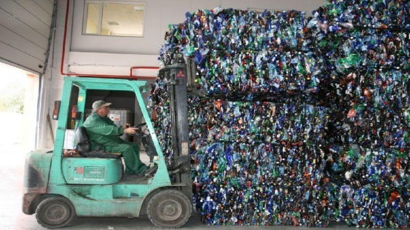 переработка пластиковой бутылки как бизнес