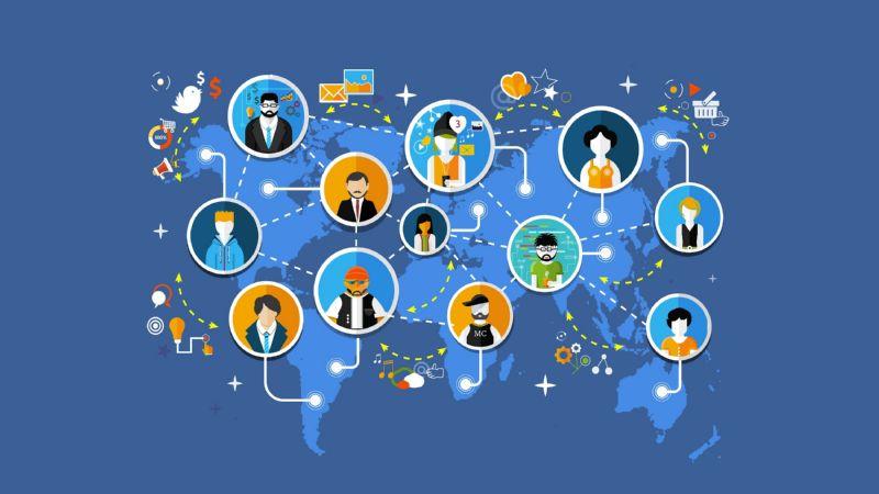 продвижение в сети
