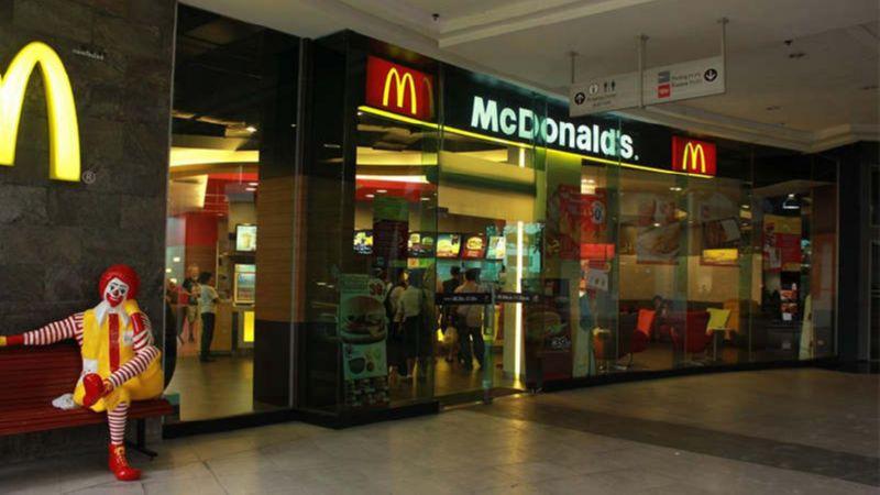 сколько стоит франшиза Макдональдс в России