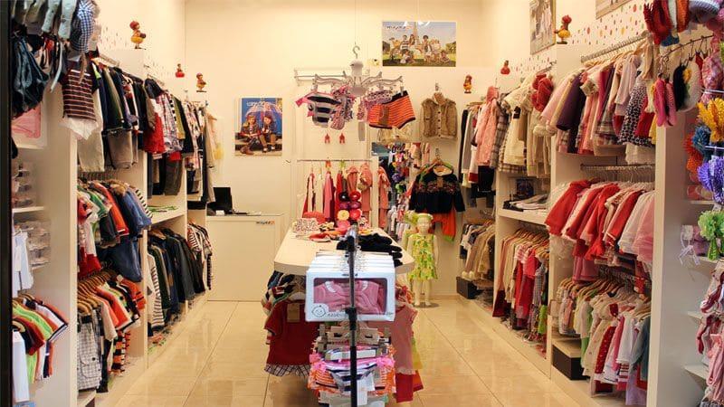 ткрыть магазин детской одежды с нуля в маленьком городе