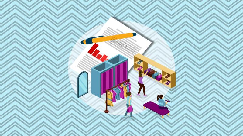 готовый бизнес-план магазина одежды