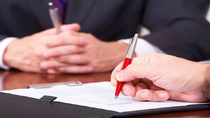 соглашение о намерениях между юридическими лицами