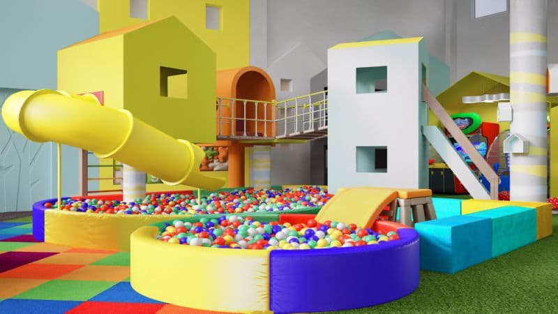 игровые для детской комнаты