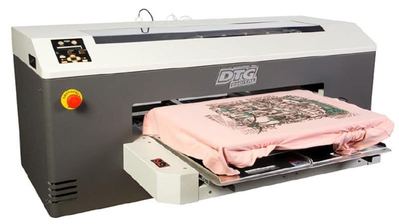 текстильный принтер для печати футболок
