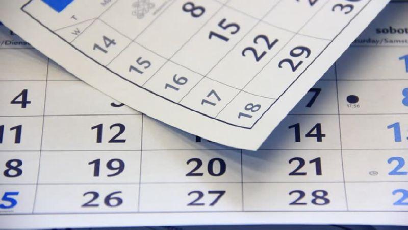 как заполнить график отпусков