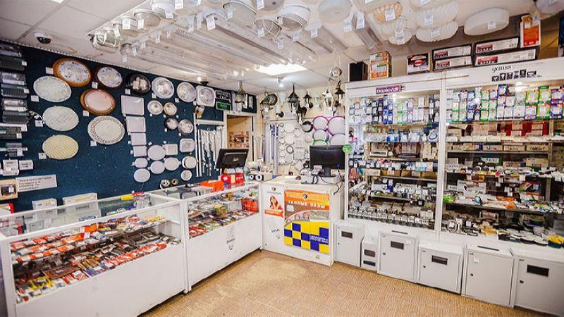 бизнес-план магазина электрики