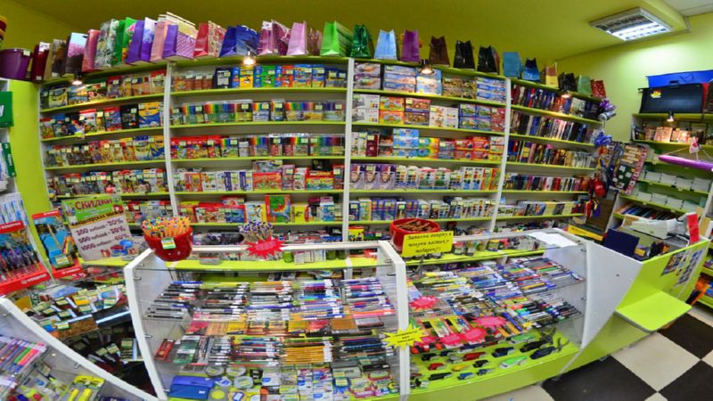 бизнес-план магазина канцтоваров