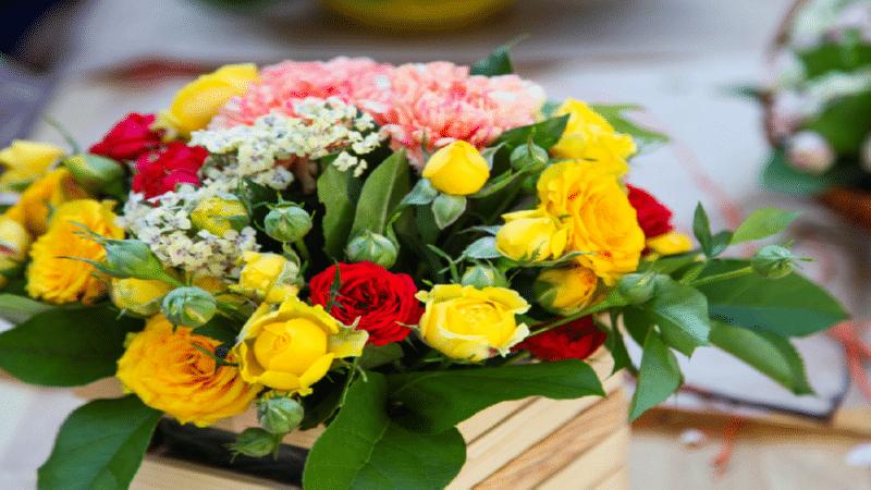 пример бизнес-плана магазина цветов