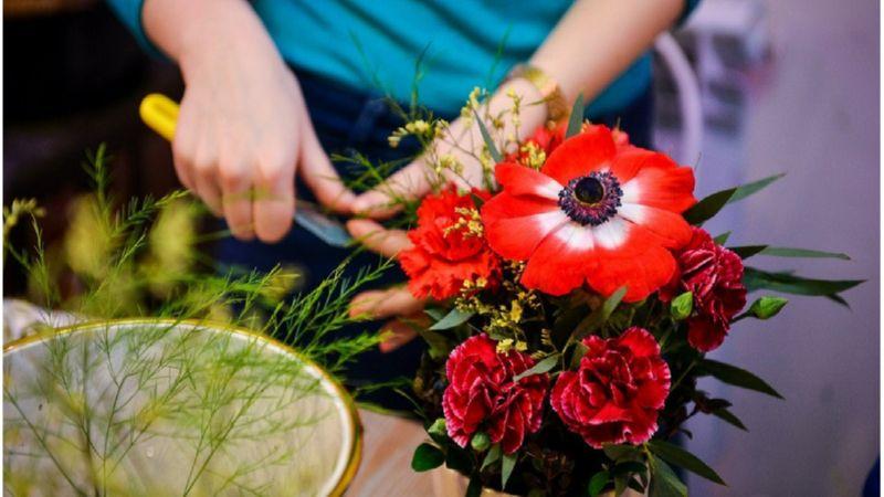сколько стоит открыть цветочный магазин с нуля