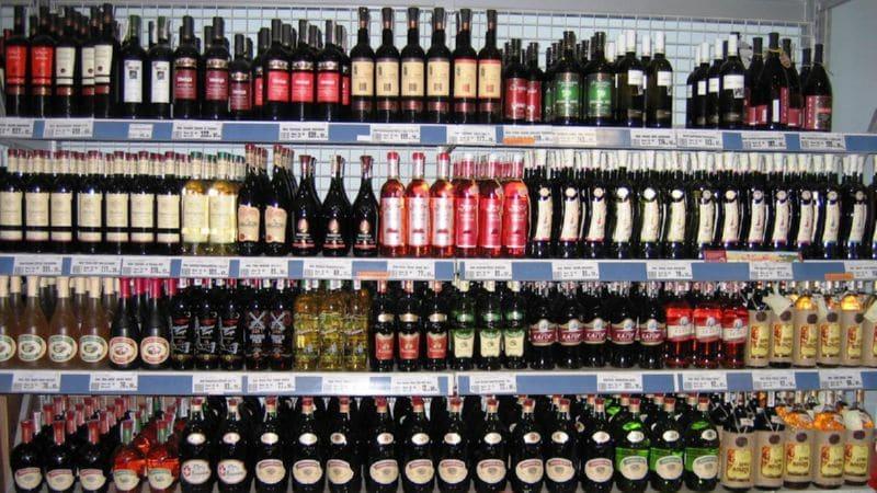 открытие винного магазина