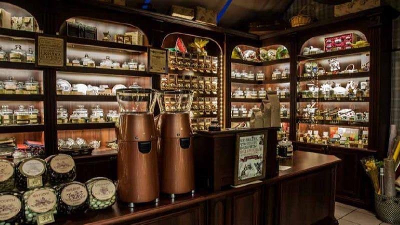 открыть чайный магазин с нуля