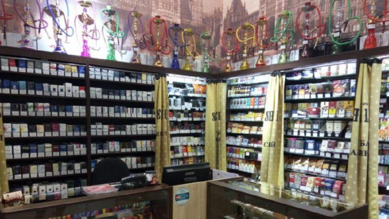 Сопутствующие товары к табачным изделиям электронная сигарета купить в екатеринбурге с доставкой