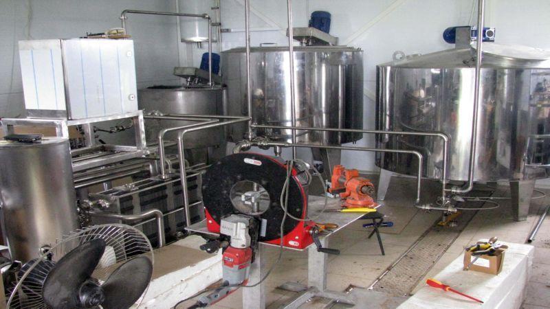 бизнес-план молокозавода