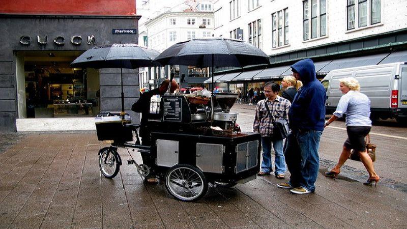 бизнес-план мобильной кофейни