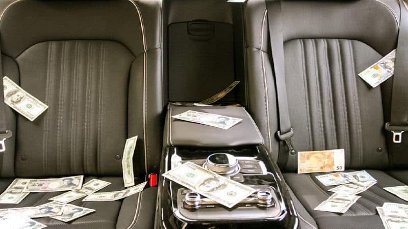 заработок на рекламе на авто