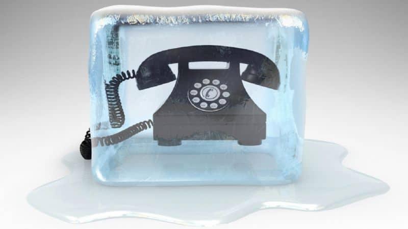 что значат холодные звонки