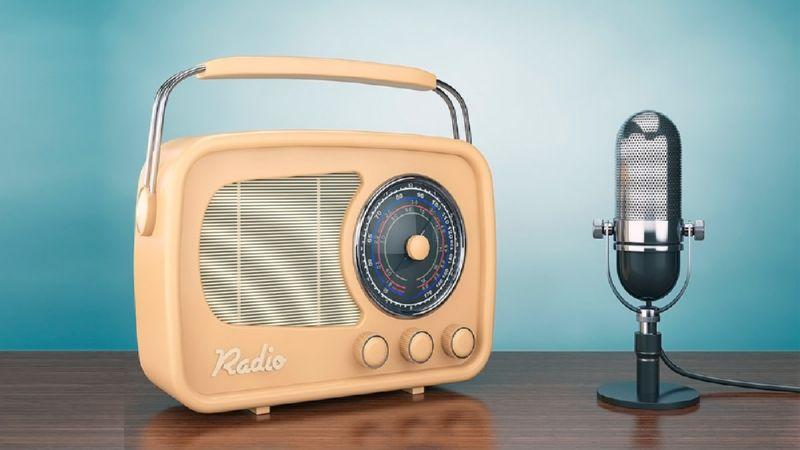 создать интернет радио