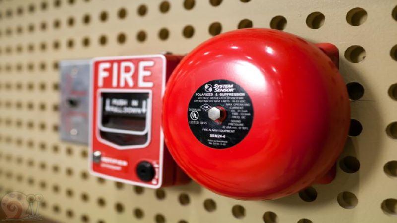 ответственный за пожарную безопасность