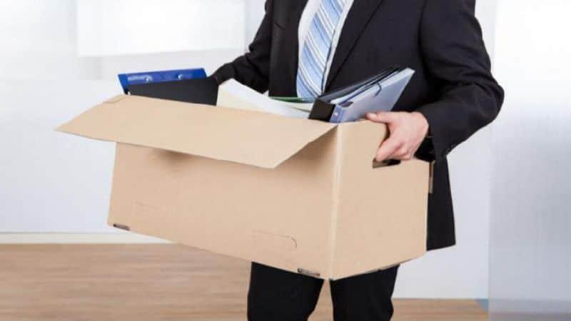 увольнение в связи с несоответствием с занимаемой должности