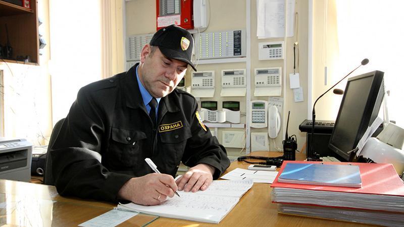 должностная инструкция охранника предприятия